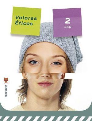 VALORES SOCIALES Y CIVICOS 2º ESO #SOMOSLINK  ED. 2016