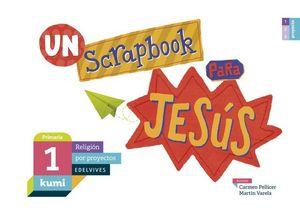 UN SCRAAPBOOK PARA JESUS