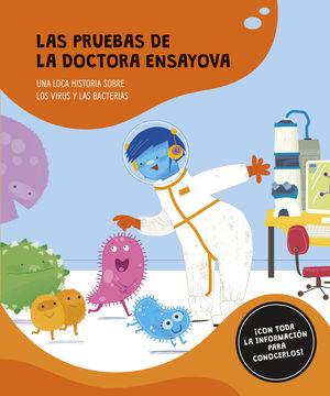 VIRUS Y BACTERIAS 3 AÑOS CLICK ED. 2021
