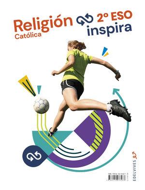 RELIGION 2º ESO INSPIRA ED. 2021