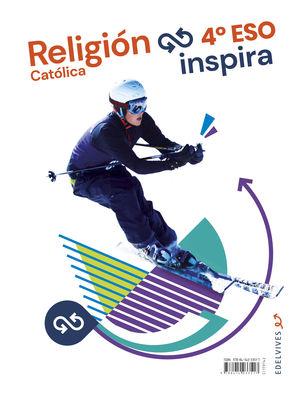RELIGION 4º ESO INSPIRA ED. 2021
