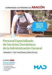 PERSONAL SERVICIOS DOMESTICOS DE ARAGON 2021