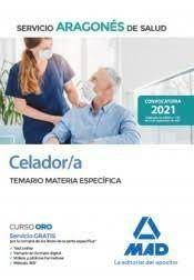 CELADOR SERVICIO DEL SALUD ARAGON