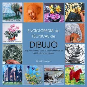 ENCICLOPEDIA DE TECNICAS DE DIBUJO