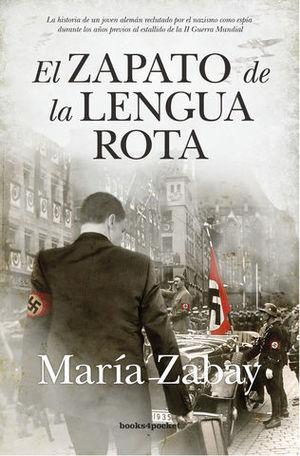 EL ZAPATO DE LA LENGUA ROTA