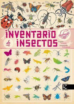 INVENTARIO DE INSECTOS ILUSTRADO