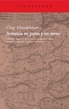 ARMENIA EN PROSA Y EN VERSO