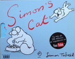 ESTUCHE SIMON´S CAT ( 3 TOMOS )