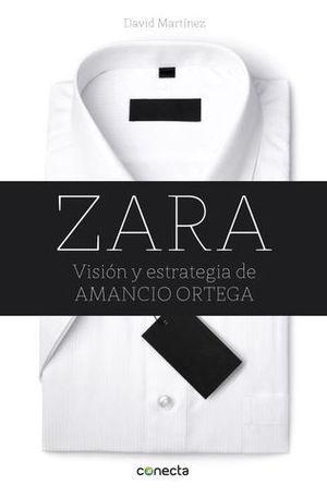 ZARA VISION Y ESTRATEGIA DE AMANCIO ORTEGA