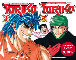PACK TORIKO Nº 1 Y Nº 2