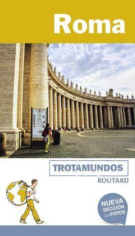 ROMA.  TROTAMUNDOS ROUTARD  ED. 2018