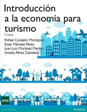 INTRODUCCION ECONOMIA TURISMO ED. 2014