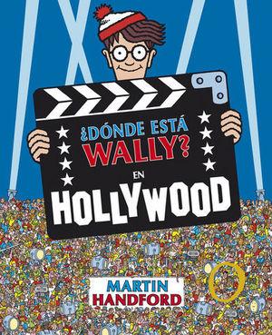 DONDE ESTA WALLY ? EN HOLLIWOOD ED. COLECCIONISTA