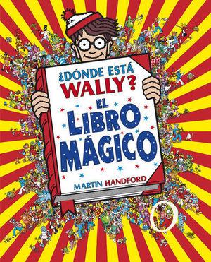 DONDE ESTA WALLY ? EL LIBRO MAGICO ED. COLECCIONISTA