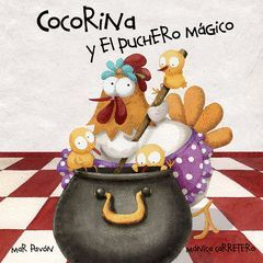COCORINA Y EL PUCHERO MAGICO