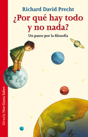 POR QUE HAY TODO Y NO NADA ?