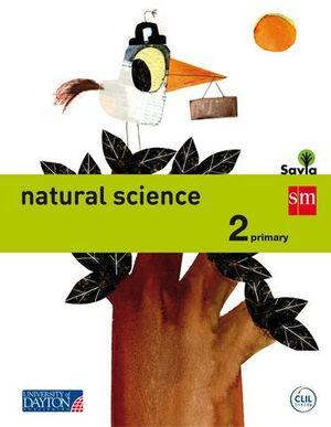 NATURAL SCIENCE 2º EP SAVIA ED. 2015