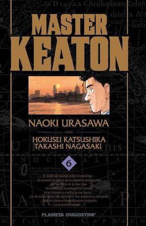 MASTER KEATON Nº 6