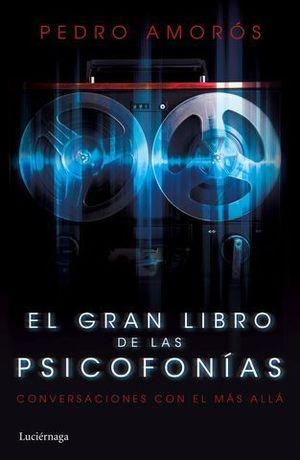 EL GRAN LIBRO DE LAS PSICOFONIAS