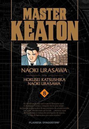MASTER KEATON Nº 8