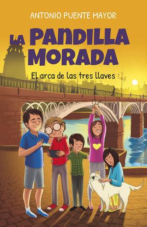 LA PANDILLA MORADA.  EL ARCA DE LAS TRES LLAVES