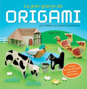 LA GRAN GRANJA DE ORIGAMI