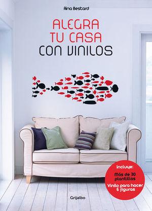 ALEGRA TU CASA CON VINILOS