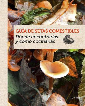GUIA DE SETAS COMESTIBLES