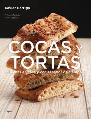 COCAS Y TORTAS