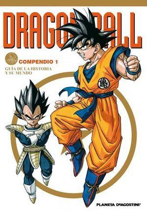DRAGONBALL COMPENDIO 1