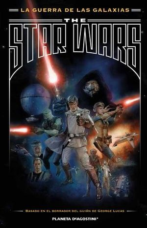 THE STAR WARS LA GUERRA DE LA GALAXIAS