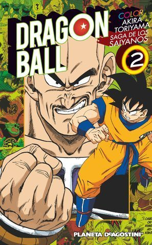 DRAGON BALL Nº 2