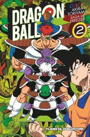 DRAGON BALL Nº 2 FREEZER