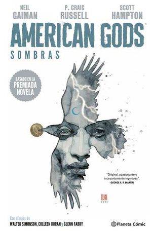 AMERICAN GODS INTEGRAL 1