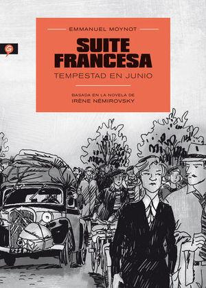 SUITE FRANCESA. TEMPESTAD EN JUNIO