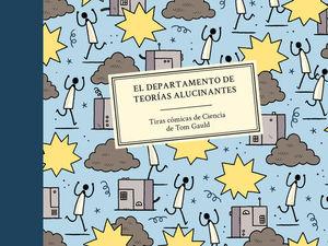 EL DEPARTAMENTO DE TEORIAS ALUCINANTES TIRAS COMICAS DE CIENCIA