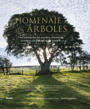 HOMENAJE A LOS ARBOLES