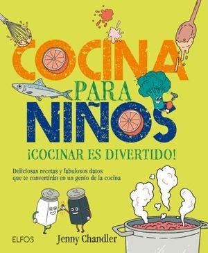 COCINA PARA NIÑOS ED. 2019