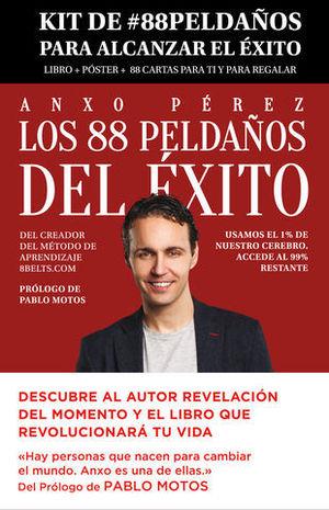 KIT LOS 88 PELDAÑOS DEL EXITO