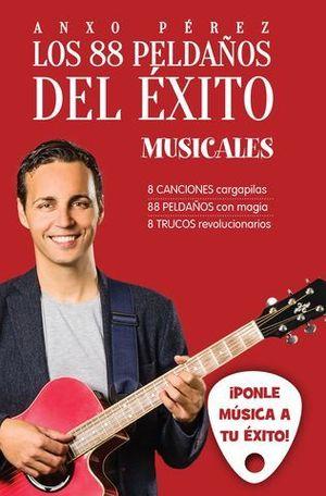 LOS 88 PELDAÑOS DEL EXITO MUSICALES