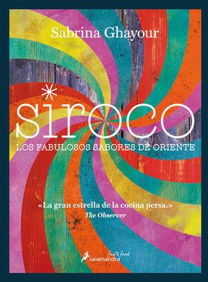 SIROCO LOS FABULOSOS SABORES DE ORIENTE