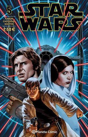 STAR WARS Nº 5