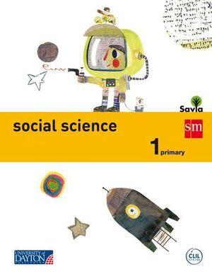 SOCIAL SCIENCE 1º EP SAVIA ED. 2015