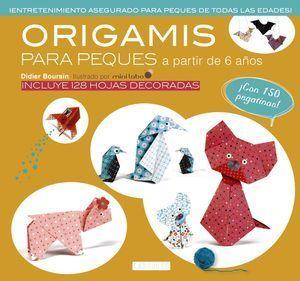 ORIGAMIS PARA PEQUES A PARTIR DE 6 AÑOS