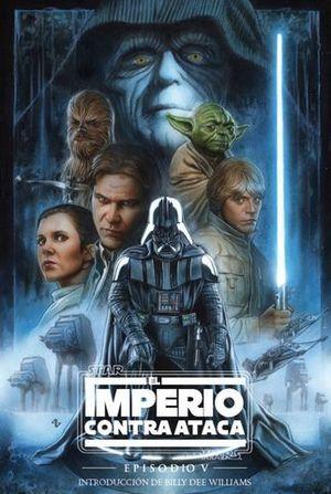 STAR WARS EPISODIO V EL IMPERIO CONTRAATACA. EPISODIO IV
