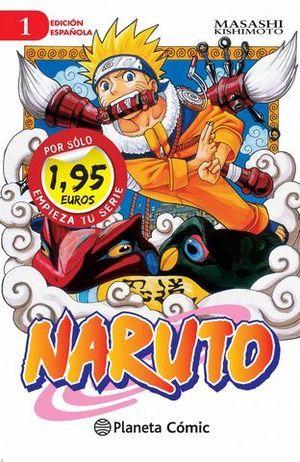 PS NARUTO Nº01 1,95