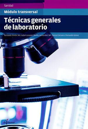 TECNICAS GENERALES DE LABORATORIO