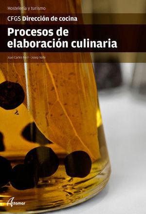 PROCESOS DE ELABORACION CULINARIA