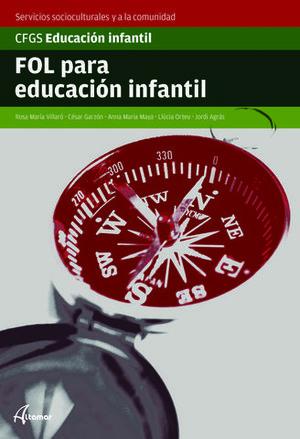 FOL PARA EDUCACION INFANTIL.  GR. SUPERIOR ED. INFANTIL ED. 2017