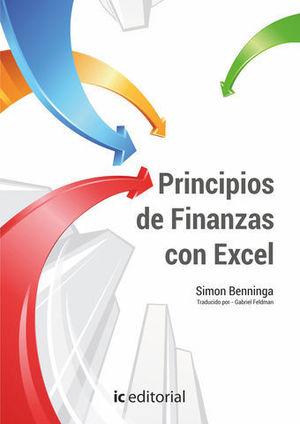 PRINCIPIOS DE FINANZAS CON EXCEL